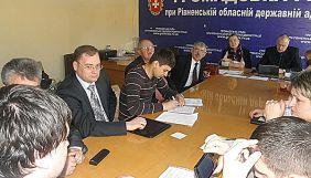 Громадська рада при Рівненській ОДА проти ліквідації ОДТРК