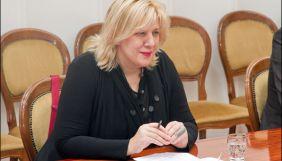 Дуня Міятович сподівається, що Верховна Рада ухвалить поправки до закону про Суспільне мовлення