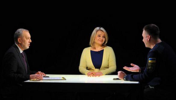 Перший національний показуватиме нову програму «Війна і мир» з Макаровим і Степаненко