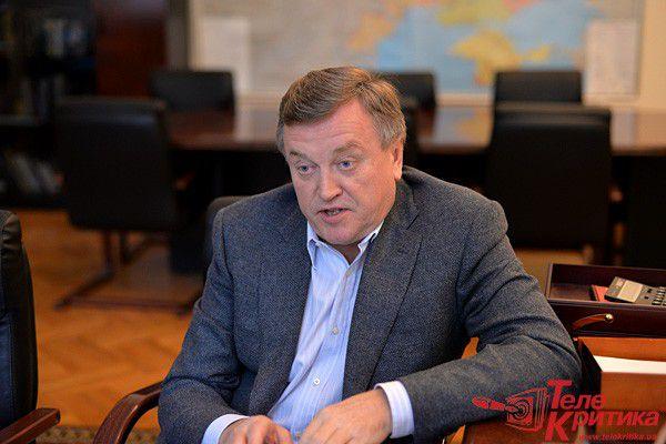 Олег Наливайко: «Пріоритетом Держкомтелерадіо є відновлення Донецької та Луганської ОДТРК»
