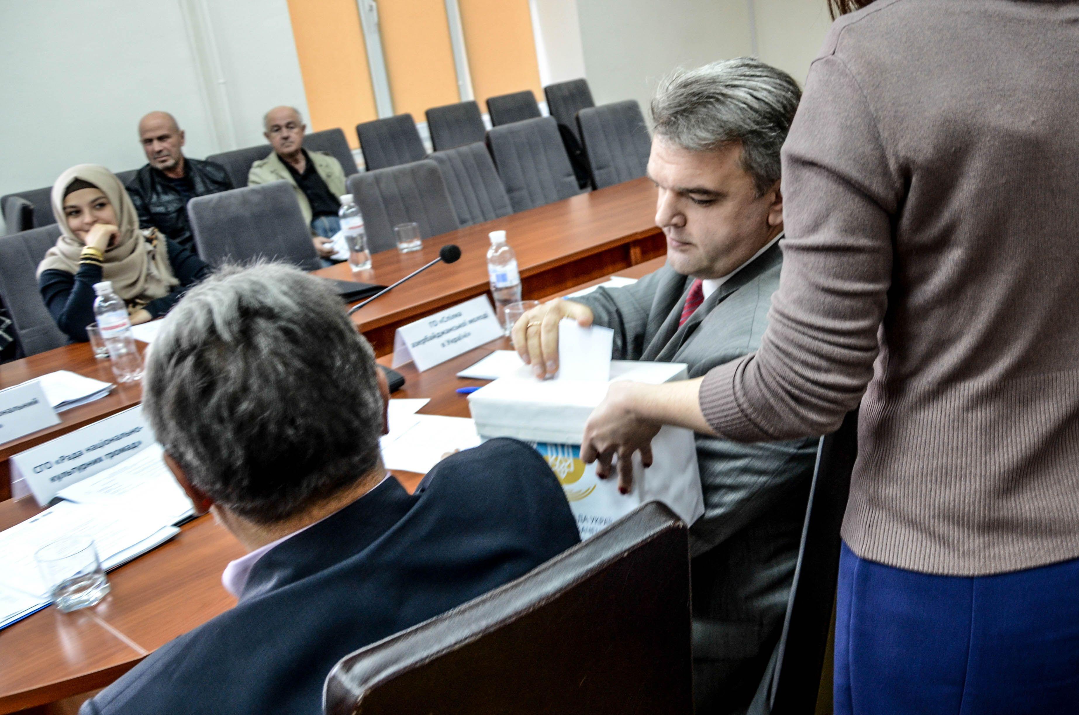 Члена наглядової ради НСТУ від сфери національних меншин не обрано