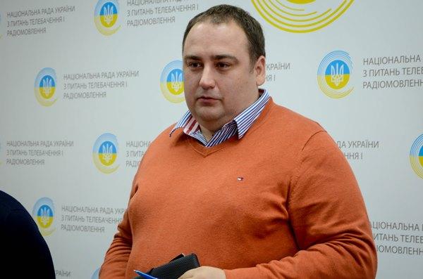 Членом наглядової ради НСТУ у творчій сфері став Євген Глібовицький