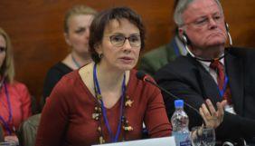 «Ми останні три чи чотири роки говорили, що в Польщі є проблеми зі свободою слова. Але міжнародні організації відреагували тільки зараз», – Агнешка Ромашевська-Гужі