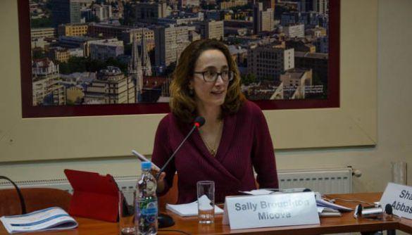 Саллі Мікова: Суспільне мусить говорити мовами людей, які його дивляться