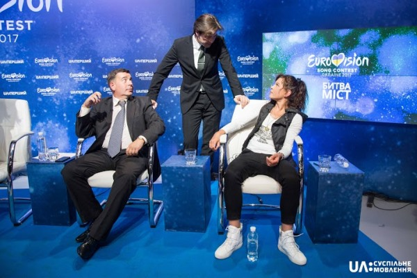 Битва міст за «Євробачення-2017»