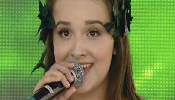 Софія Роль поїде на дитяче «Євробачення» у Мальту (відео)