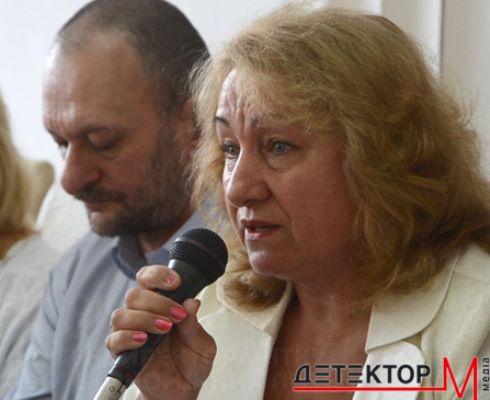Ганна Бичок стала в.о. голови правління ПАТ НСТУ