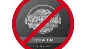 Колектив «Тиси FM» звернувся до Порошенка і Наглядової ради НСТУ щодо загрози закриття радіостанції