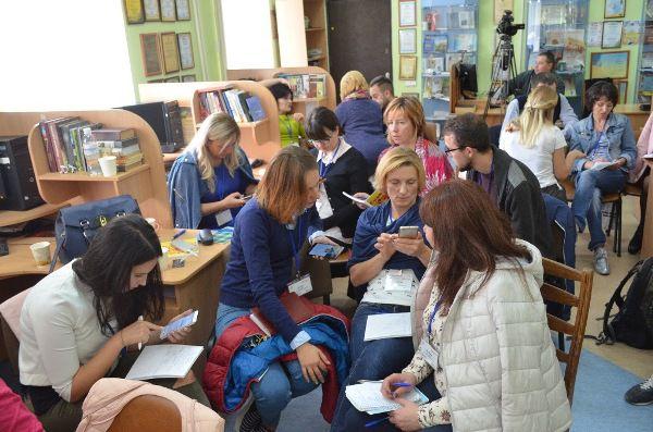 У Луцьку проходить дводенний семінар для фахівців суспільно-політичного напрямку Суспільного