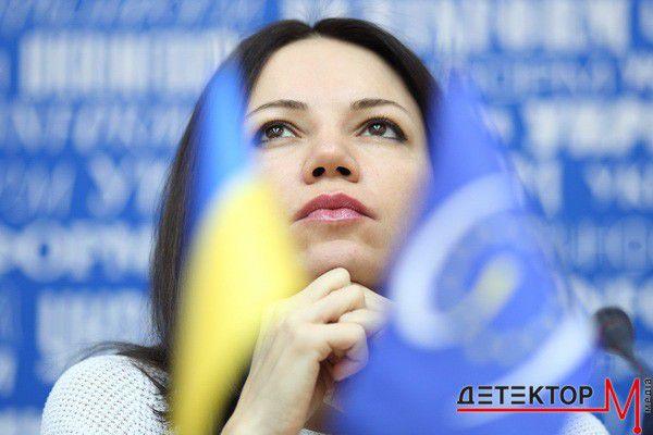 Для Вікторії Сюмар зменшення фінансування НСТУ стало несподіванкою