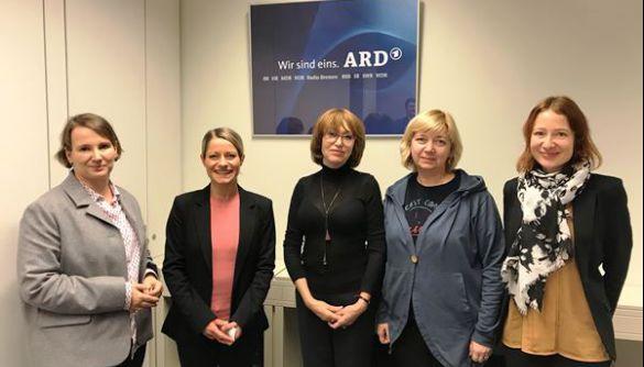 Суспільний мовник Німеччини ARD має 80% довіри глядачів і слухачів