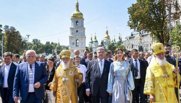 Релігія vs політика. Чи мав «UA: Перший» транслювати ходу до Дня хрещення Русі?