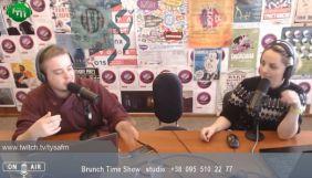 На радіо «Тиса FM» запустили трьохгодинне шоу Brunch Time
