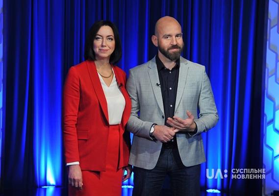 Суспільний мовник у березні запускає ток-шоу з кандидатами у президенти «Зворотний відлік»