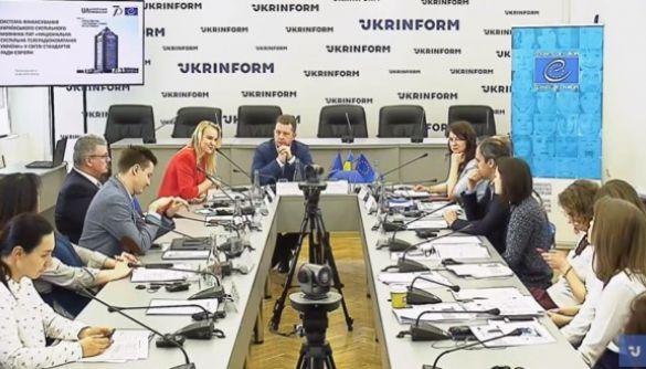 Рада Європи презентує нову модель фінансування Суспільного народним депутатам