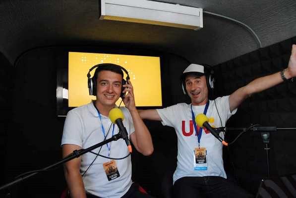 «Бандерштат» для всієї України: як «UA: Волинь» відпрацювала триденний фестиваль у прямому ефірі для 20 філій Суспільного