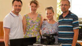 Закарпатська філія НСТУ отримала техніку від донорів зі Словаччини для виробництва програм мовами нацменшин