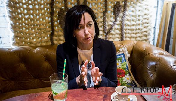 Мирослава Барчук: «Зворотний відлік» оздоровлює інформаційне поле України