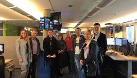 EBU зсередини: як делегація НСТУ вивчала досвід Європейської телерадіомовної спілки