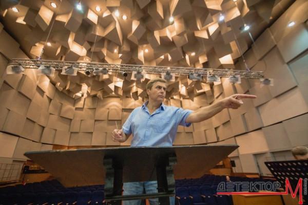 Володимир Шейко про ювілей Симфонічного оркестру Українського радіо: хочеться, щоб з концерту люди пішли просвітленими