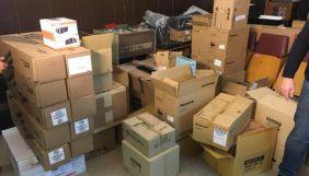 Чотири філії Суспільного отримали від шведів майже 300 одиниць телевізійного обладнання