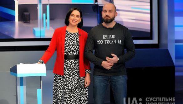 На «Зворотному відліку» культурні діячі говоритимуть про український протест останніх 30 років
