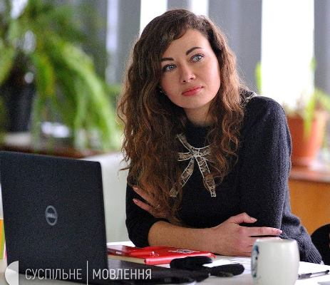 Анастасія Гудима стала керівницею Координаційного центру мовлення національних меншин