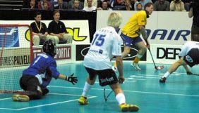 «UA: Перший» покаже матчі кваліфікації до Чемпіонату світу з флорболу серед чоловіків
