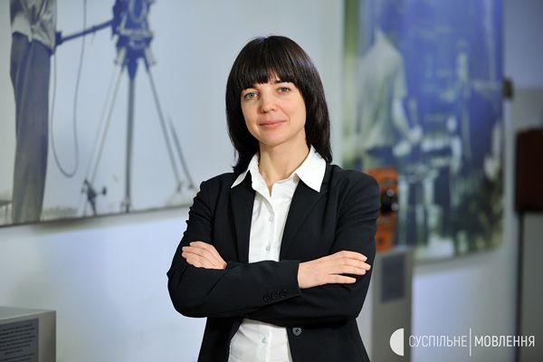 Олена Товстенко стала директоркою департаменту програм Суспільного телебачення