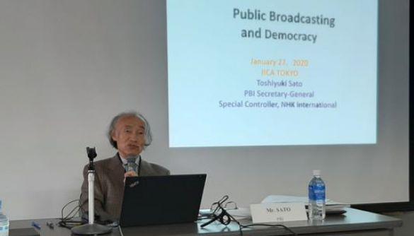 Не варто обмежувати роботу суспільних мовників новинами чи освітніми програмами, — очільник PBI