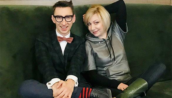Марта Мольфар і В'ячеслав Соломка: «Нічний ефір — немов кухня, де відбуваються найвідвертіші розмови»