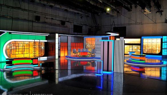 НСТУ закупила систему екранів для «Суспільної студії» на 3 мільйони гривень