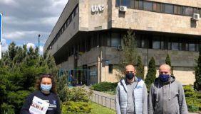Офіс Ради Європи в Україні передав Суспільному комп'ютери (Доповнено)
