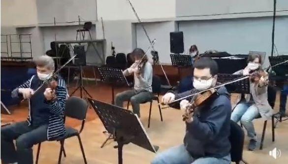 На радіо «Культура» прозвучить концерт «Без публіки», який Симонічний оркестр Українського радіо записав під час карантину