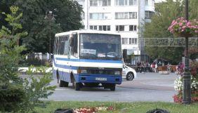 У Луцьку через захоплений автобус частково вимкнули ФМ-мовлення