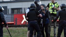 Європейська спілка мовників засудила поліцейські напади на журналістів у Білорусі