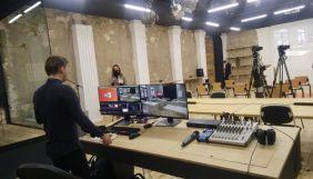 На Хрещатику відкрили хаб Академії суспільного мовлення