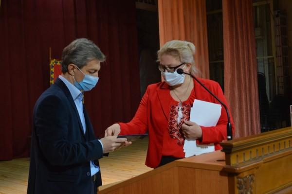 Екс-кореспондент «UA: Волині» склав присягу міського голови Ковеля