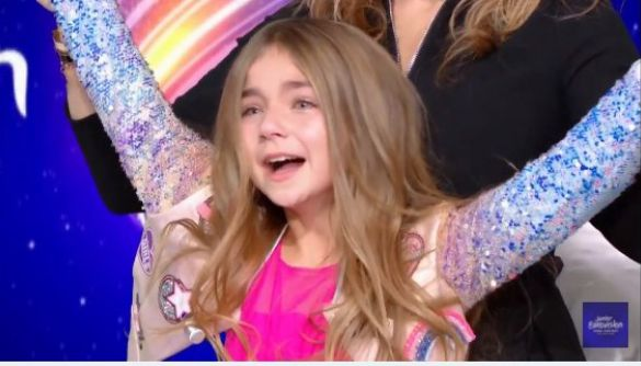 На дитячому «Євробаченні» перемогла Франція