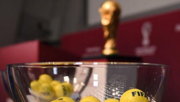 «UA: Перший» покаже жеребкування відбору на Чемпіонат світу FIFA 2022