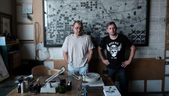 На «UA: Культурі» відбудеться презентація книги Сергія Жадана та Павла Макова