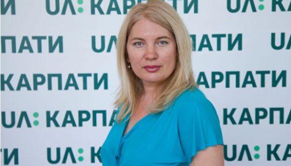 Менеджерку «UA: Карпат» Наталію Кияницьку відсторонили від роботи на півтора місяця