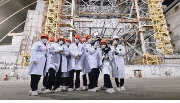 «UA: Перший» розпочав зйомки фільму про життя в Чорнобильській зоні