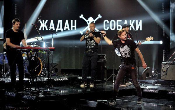 «UA: Культура» покаже концерт гурту «Жадан і Собаки» власного виробництва