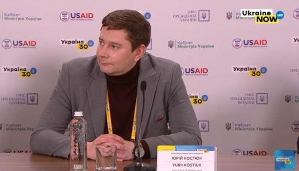 Юрій Костюк відмовився коментувати, чи буде балотуватися на голову правління НСТУ