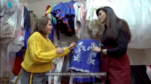 Філії Суспільного покажуть проєкт про національний одяг та культуру національних спільнот