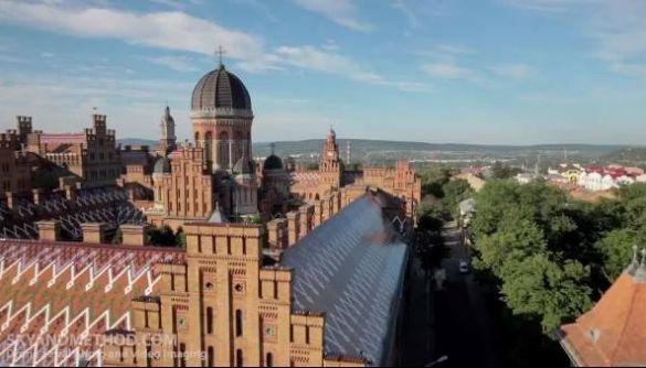 Чернівецький університет ім. Федьковича не дозволив «UA: Буковині» заїхати на територію для зйомок у церкві