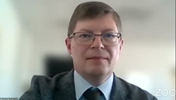 Заступник голови представництва Євросоюзу в Україні позитивно відгукнувся про роботу наглядової ради НСТУ