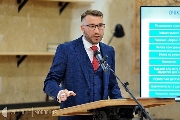 Посольства та Офіс Ради Європи в Україні привітали Чернотицького з обранням на посаду голови правління НСТУ