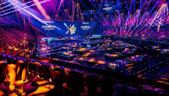 На «Євробачення-2021» допустять 3,5 тисяч глядачів